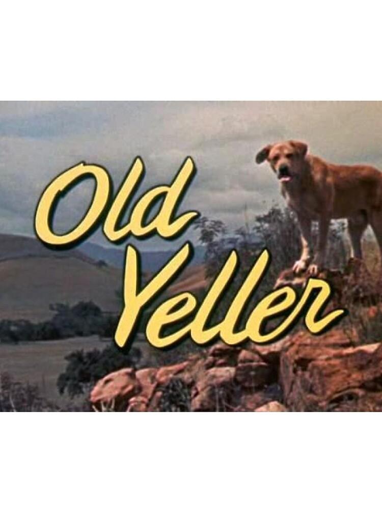 OLD YELLER by CalumReid