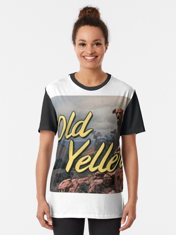 Alternate view of OLD YELLER Graphic T-Shirt