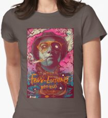 Fear and Loathing in Las Vegas Womens Fitted T-Shirt