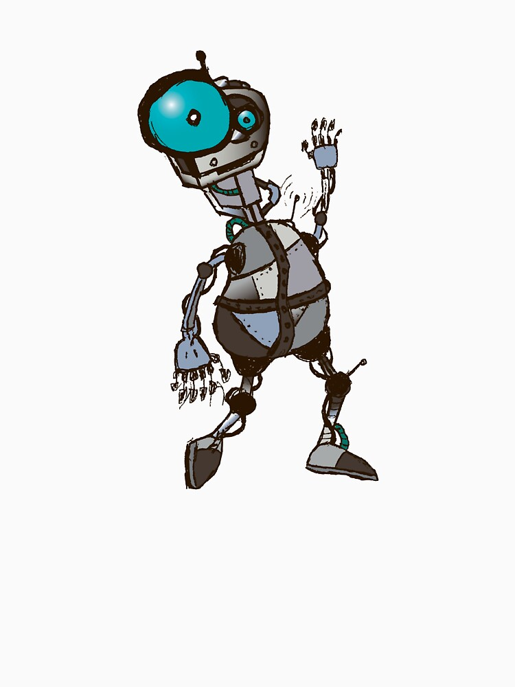 Robot by kgittoes