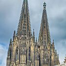 St. Stephen's Cathedral Vienna by Imagery