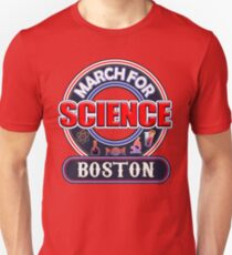 March for Science BOSTON 2017 Shirts Unisex T-Shirt