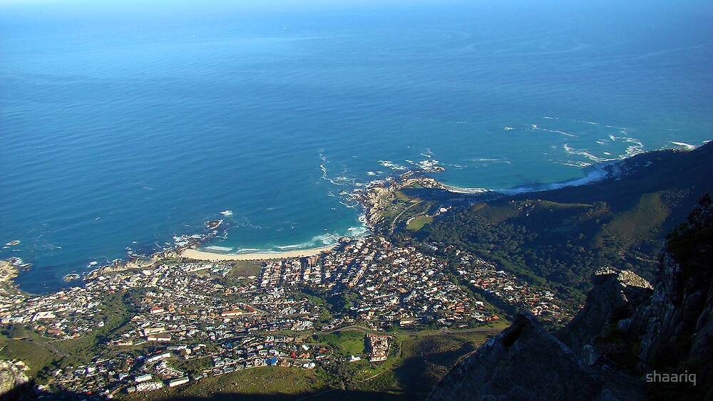 Clifton from the top by shaariq