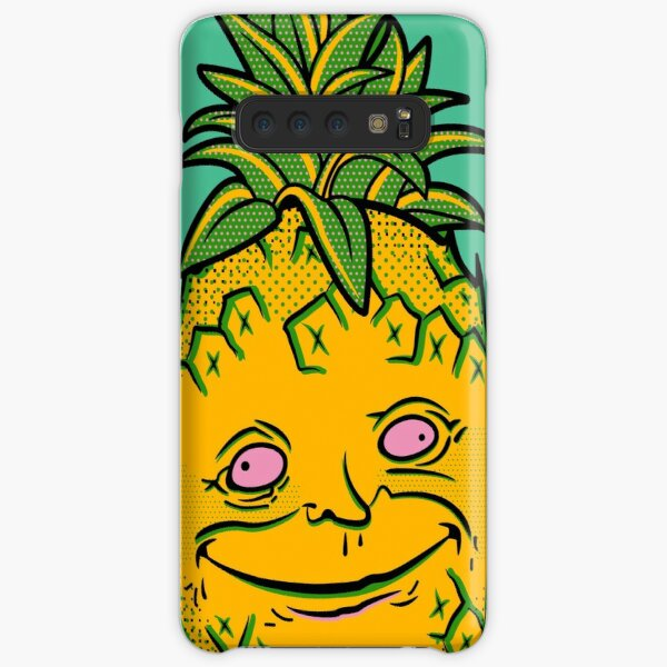 Happy Pineapple Samsung Galaxy Snap Case