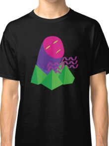 Synth Alien Classic T-Shirt