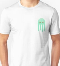 Lime Jellyfish Unisex T-Shirt