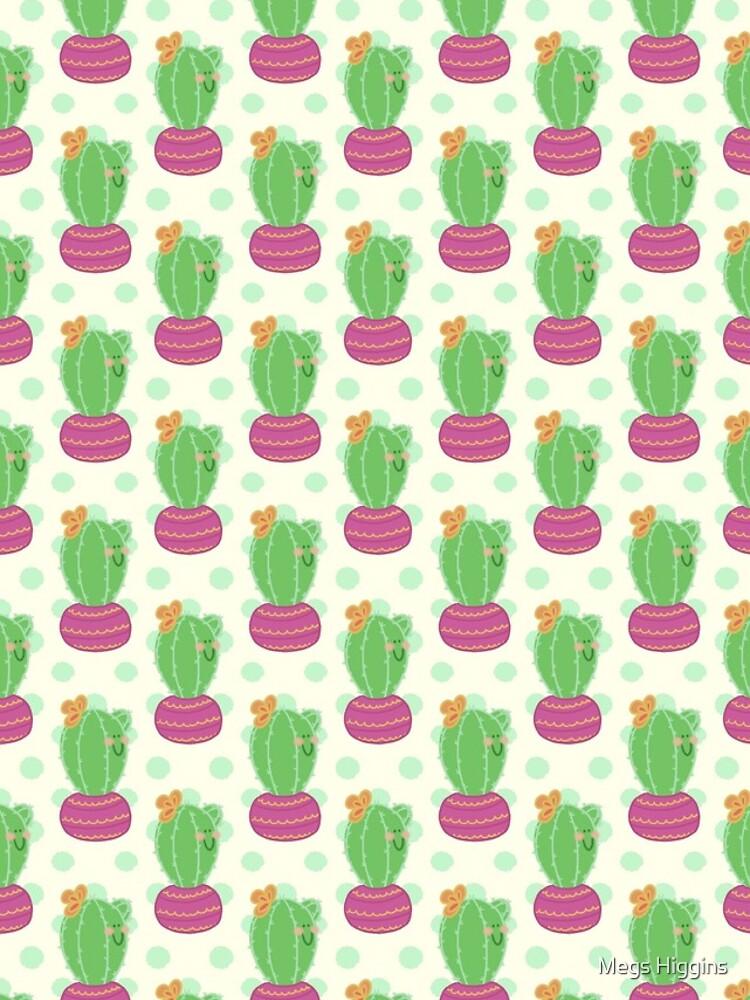 Happy Little Cactus by megsneggs