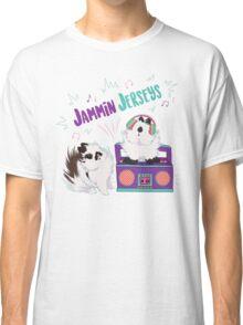 Jammin Jerseys Rabbitry Logo Classic T-Shirt