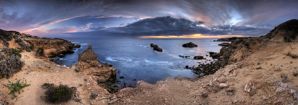 Peninsula Pan by Robert Mullner