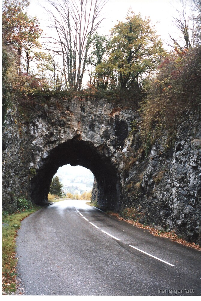 Were does this road lead? by irene garratt