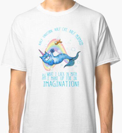 Half unicorn cat mermaid - unicatmaid Classic T-Shirt