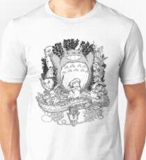 Miyazaki Mash Unisex T-Shirt