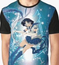 Sailor Mercury Graphic T-Shirt