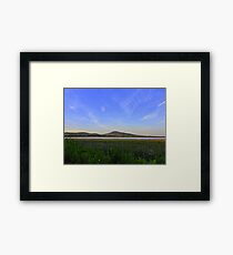 Scalp Mountain...........................Donegal Framed Print