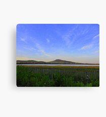 Scalp Mountain...........................Donegal Canvas Print