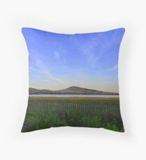 Scalp Mountain...........................Donegal Throw Pillow