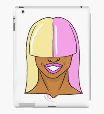 The Real Black Barbie iPad Case/Skin