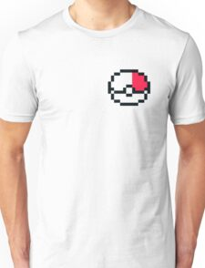 Pixel Pokeball Unisex T-Shirt