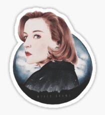 Dana Scully  Sticker