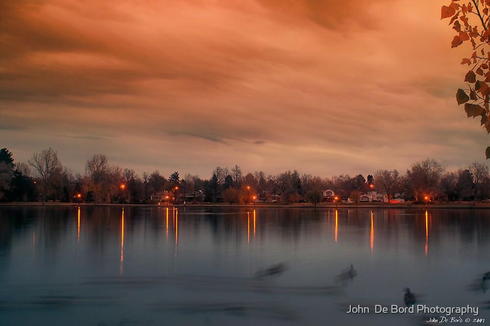 A Surreal Morning by John  De Bord Photography