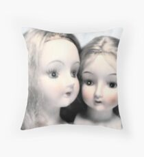 Remembering when Throw Pillow