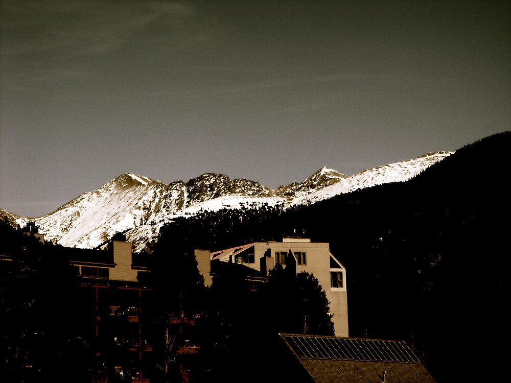 Mountain Ranging by diongillard