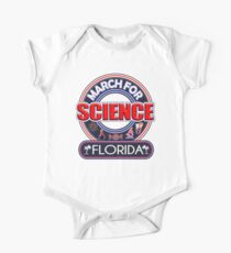 Climate Change March for Science FLORIDA 2017 One Piece - Short Sleeve