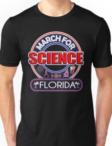 Climate Change March for Science FLORIDA 2017 Unisex T-Shirt