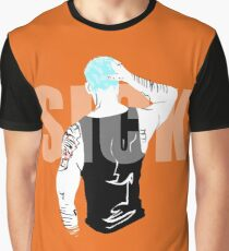 Sick boy Graphic T-Shirt