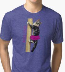 Pole Cats Tri-blend T-Shirt