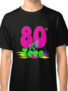 80's pop teen Classic T-Shirt