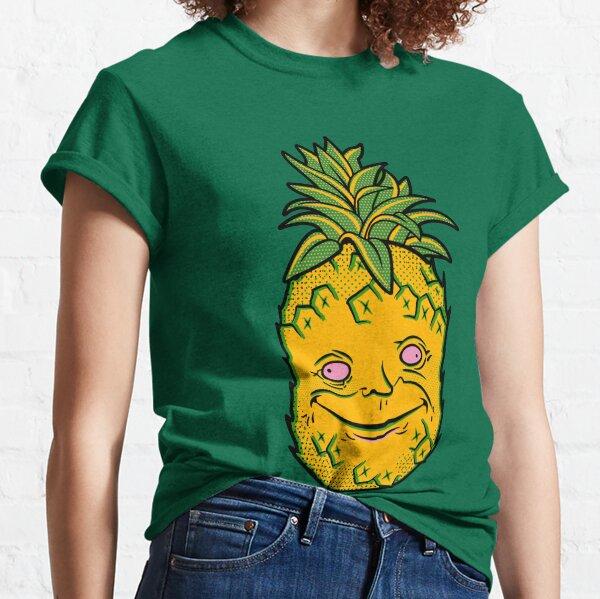 Happy Pineapple Classic T-Shirt