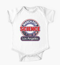 Climate Change March for Science Los Angeles 2017 One Piece - Short Sleeve
