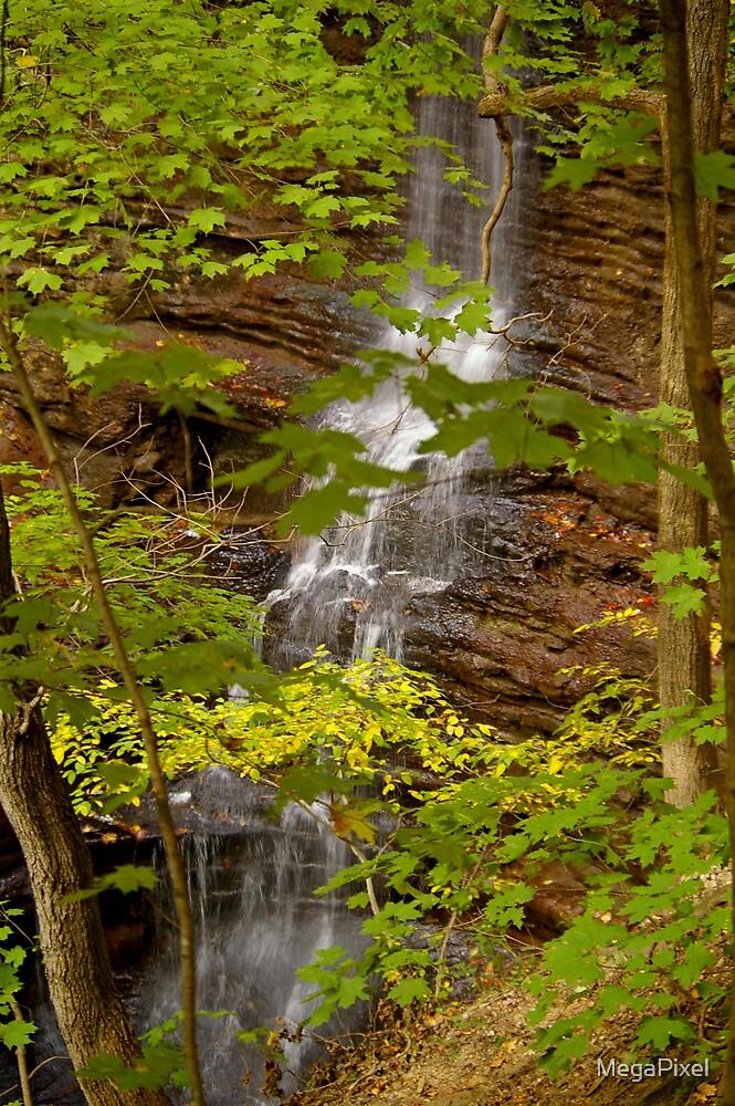 Hidden Falls by MegaPixel