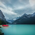 Lake Louise by Carrie Cole