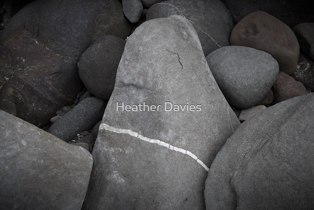 White Line by Heather Davies