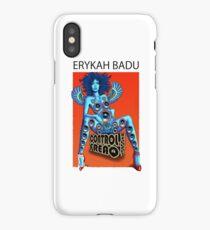 ERYKAH BADU BREAKER iPhone Case/Skin