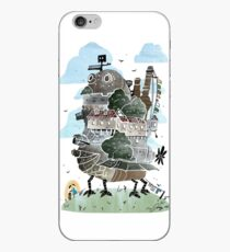 The Moving Castle iPhone Case