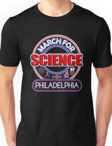 Climate Change March for Science PHILADELPHIA  2017 Unisex T-Shirt