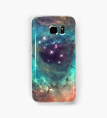 Colorful Nebula Galaxy Samsung Galaxy Case/Skin