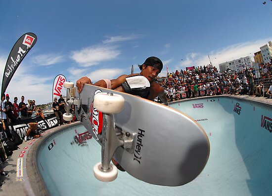 Sergie Ventura | Bondi Bowl-a-rama | 2007 by Bill Fonseca