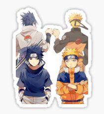 Naruto - Sasuke ( Best Friends )  Sticker