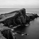 Neist Point Isle of Skye by derekbeattie