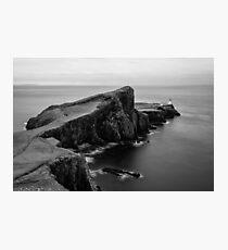 Neist Point Isle of Skye Photographic Print
