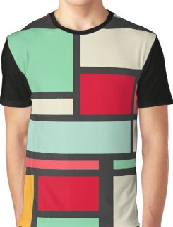 Mondrian Graphic T-Shirt