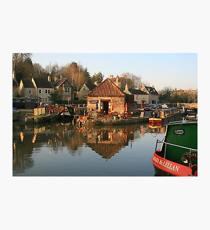 The Kennet & Avon Photographic Print