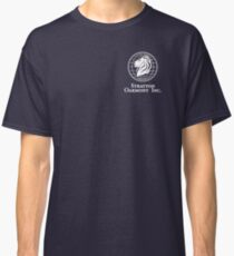 Stratton Oakmont Logo - The Wolf of Wall  Street Classic T-Shirt
