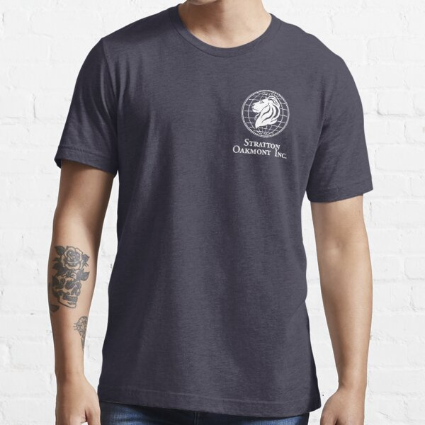 Stratton Oakmont Logo - The Wolf of Wall  Street Essential T-Shirt
