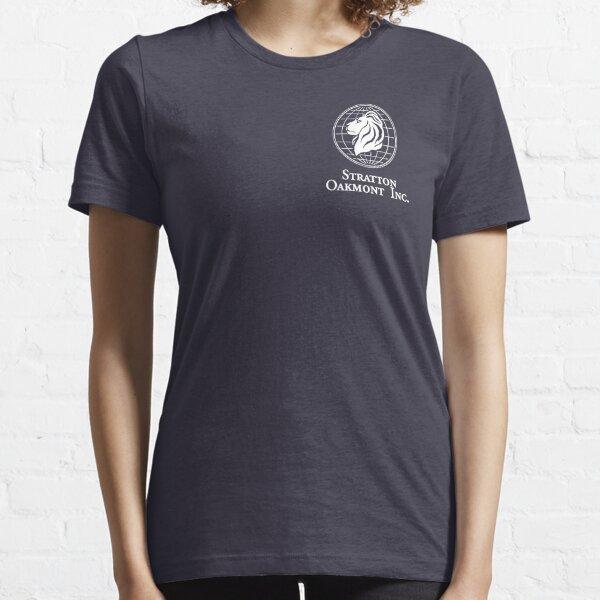 Stratton Oakmont Logo - Le loup de Wall Street T-shirt essentiel