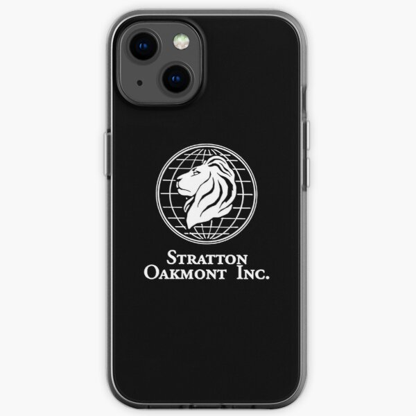 Stratton Oakmont Logo - The Wolf of Wall  Street iPhone Soft Case